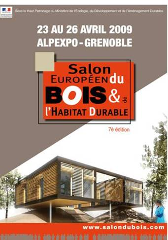 La Construction Passive Au Salon Europeen Du Bois De
