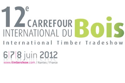 Carrefour International du Bois 2012; salons;