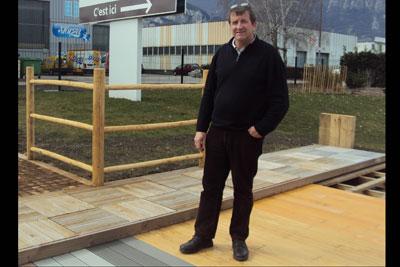 la terrasse en bois local gagne du terrain cmp bois. Black Bedroom Furniture Sets. Home Design Ideas
