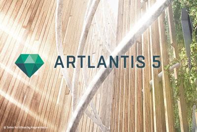 Abvent Artlantis Studio 5.0.2.3 [FR] [Multi]