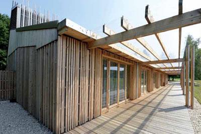Palmar s salon habitat et bois 2013 cmp bois for Salon construction bois