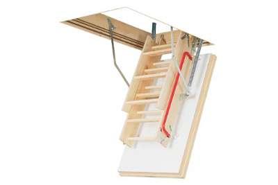 Un Nouvel Escalier Escamotable Thermo Isolant Cmp Bois