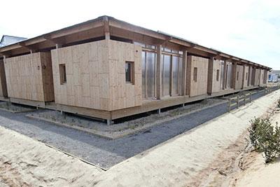 un co h tel modulaire en bois local cmp bois. Black Bedroom Furniture Sets. Home Design Ideas