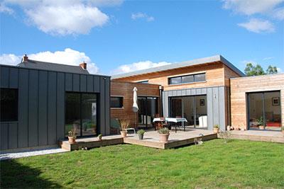 Prix public du salon maison bois cmp bois - Maison modulaire bois prix ...
