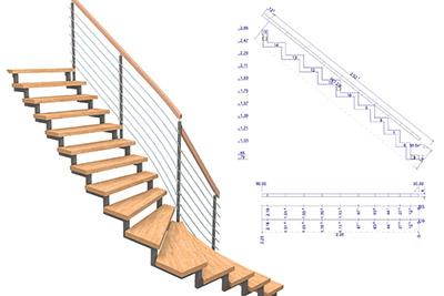 logiciel escalier metallique conception carte lectronique cours. Black Bedroom Furniture Sets. Home Design Ideas