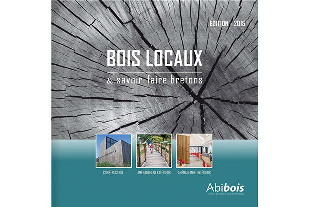 Abibois édite deux livres Bois Locaux et Bois d'Ici