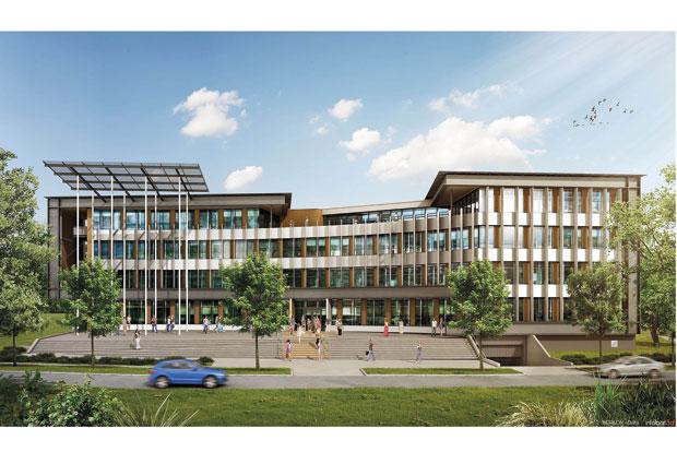 Des bureaux passivhaus saint herblain cmp bois for Lca construction