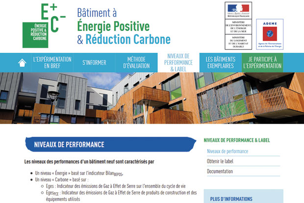 label énergie carbone