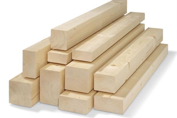 KVH Duobalken Triobalken bois pour construction industrielle