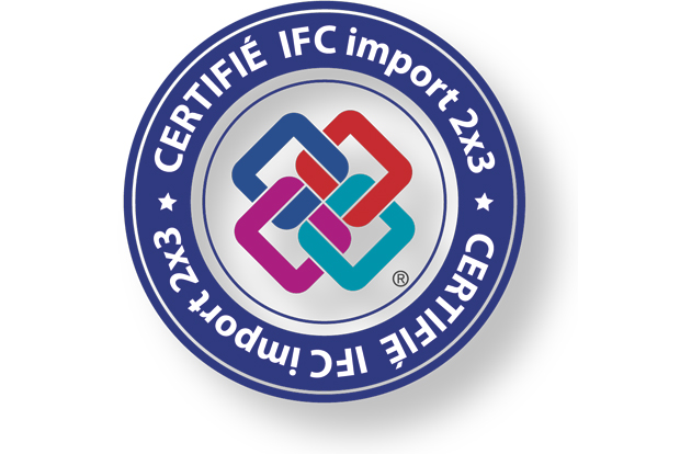 Cadwork IFC BIM construction salon Batimat