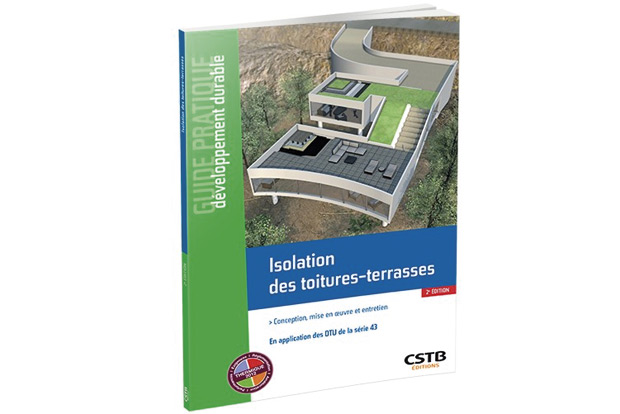 CSTB livre guide isolation toitures terrasses