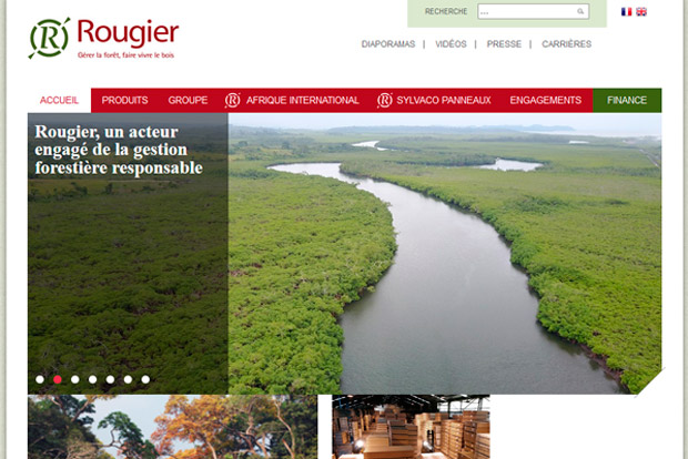 Rougier bois tropicaux plan continuation entreprises