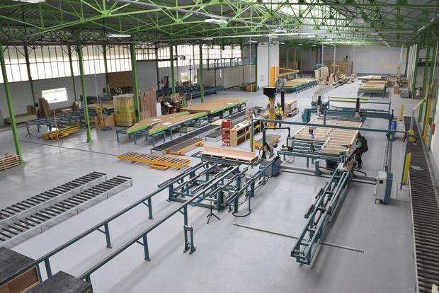 La gamme complète de Mach Diffusion pour la construction bois