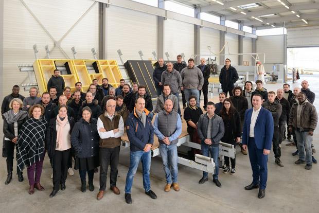 Le groupe Rubner a repris la société Vaninetti