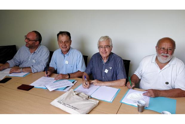 Création de l'interprofession Fibois Nouvelle-Aquitaine