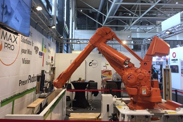 A2C Robomobil #1 Robotmob'il ImaxPro Ligna 2019
