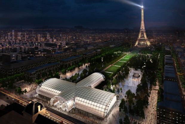 Le Forum Bois Construction 2021 au Grand Palais éphémère