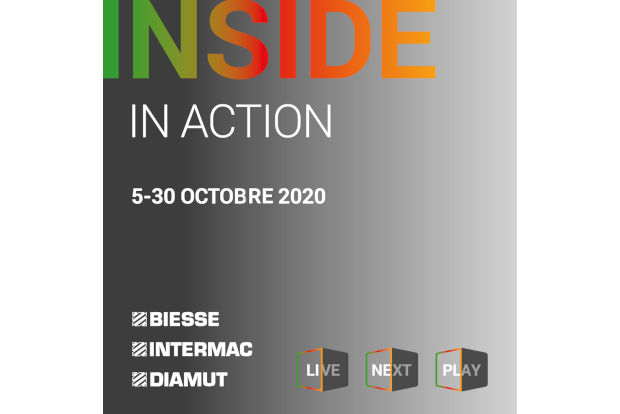 Biesse Inside In Action portes ouvertes